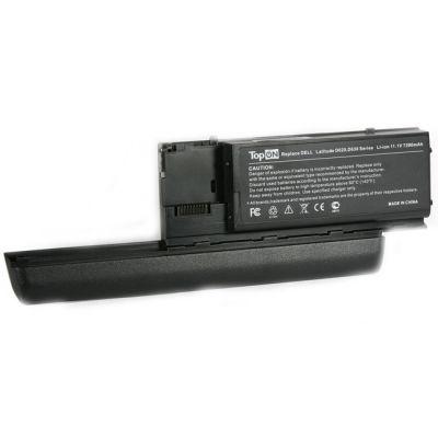 Аккумулятор TopON для Dell Latitude D620, D630, Precision M2300 7200mAh TOP-D620H