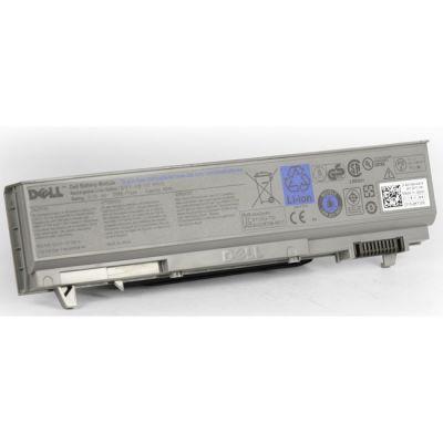 Аккумулятор Dell для Latitude E6400 atg E6400 xfr E6500 Precision M2400 M4400 4800mAh 6-Cell 451-10584