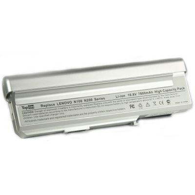 Аккумулятор TopON для Lenovo 3000 N100 N200 C100 C200 Series 7800mAh TOP-N100H / 40Y8317