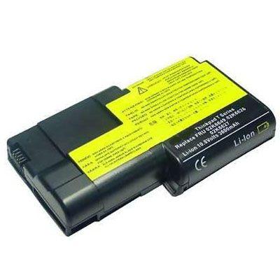 Аккумулятор TopON для Lenovo ThinkPad T20, T21, T22, T23 Series 4800mAh TOP-T20