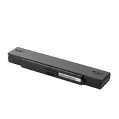 Аккумулятор TopON для Sony VAIO VGN-CR VGN-AR VGN-NR VGN-SZ5 VGN-SZ6 Series 5200mAh Black TOP-BPS9 / VGP-BPS9