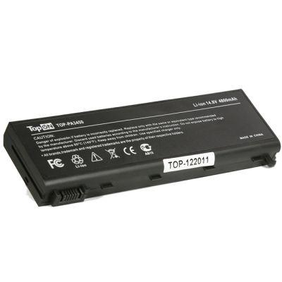 Аккумулятор TopON для Toshiba Satellite L10, L15, L20, L25, L30, L35 Tecra L2 4800mAh TOP-PA3450