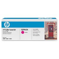 ��������� �������� HP �������� Color LaserJet Magenta (���������) Q3963A
