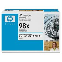 ��������� �������� HP �������� Color LaserJet Black (������) 92298A