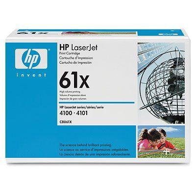 Картридж HP Black/Черный (C8061X)
