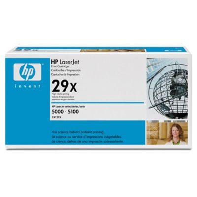 �������� HP Black/������ (C4129X)