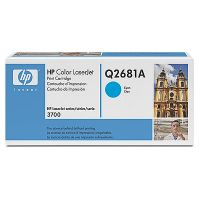 ��������� �������� HP �������� Color LaserJet Cyan (�������) Q2681A