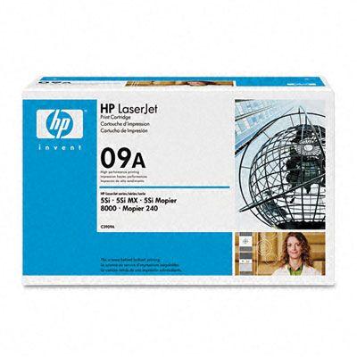 Расходный материал HP Картридж Color LaserJet Black (черный) C3909A