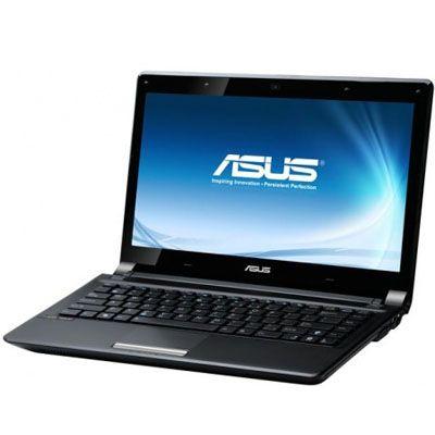 Ноутбук ASUS U45JC i3-370M Windows 7 /4Gb /500Gb Black 90N0TAA44W1646VD13AY