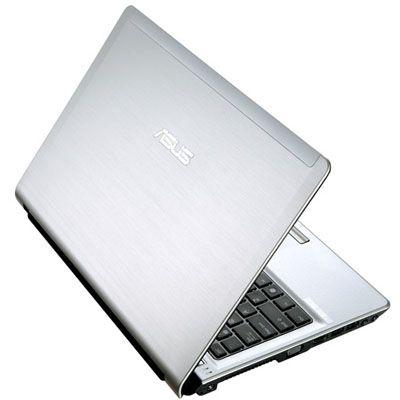 Ноутбук ASUS U45JC i3-370M Windows 7 (Silver)