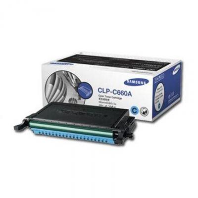 Картридж Samsung Cyan/Голубой (CLP-C660A/ELS)