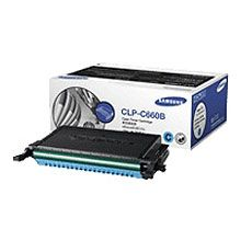 Расходный материал Samsung Картридж ( cyan / голубой ) CLP-C660B
