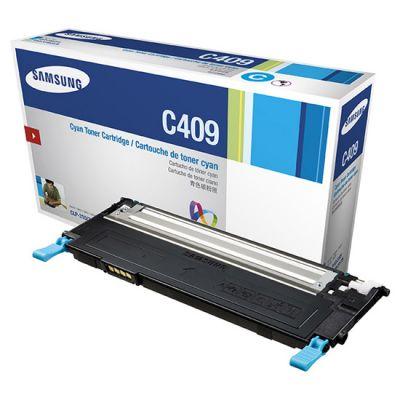 Samsung �����-�������� ������� (Cyan) CLT-C409S/SEE