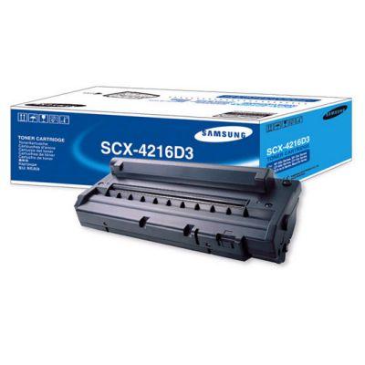 Samsung Тонер-картридж Черный SCX-4216D3/SEE