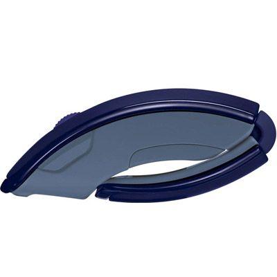 Мышь беспроводная Microsoft Arc Mac/Win Blue USB ZJA-00038
