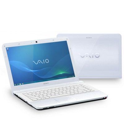 Ноутбук Sony VAIO VPC-EA2S1R/W