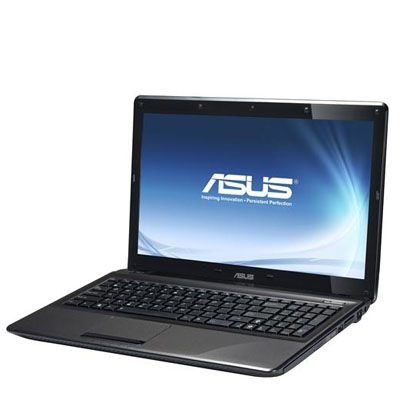 Ноутбук ASUS K52F i3-350M DOS