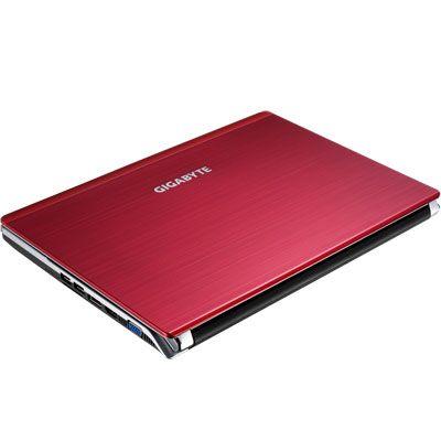Ноутбук Gigabyte M1405 Red
