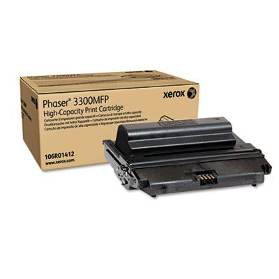 Картридж Xerox Black/Черный (106R01412)