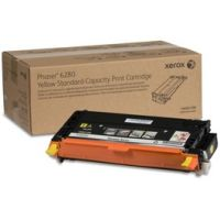 ��������� �������� Xerox Standard Capacity Yellow Print Cartridge 106R01390