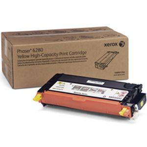 ��������� �������� Xerox High Capacity Yellow Print Cartridge 106R01402