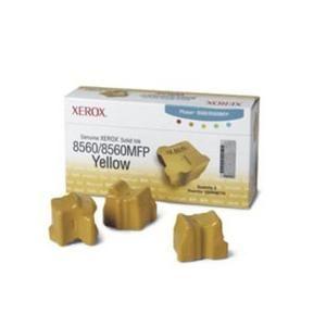 Картридж Xerox Yellow/Желтый (108R00766)
