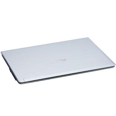 Ноутбук ASUS U35Jc i3-370M Windows 7 (Silver) 90N0SA664W2445RD13AY
