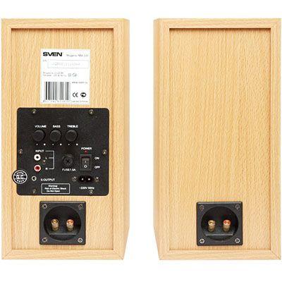 Колонки Sven MA-331 Light Wooden 0027230