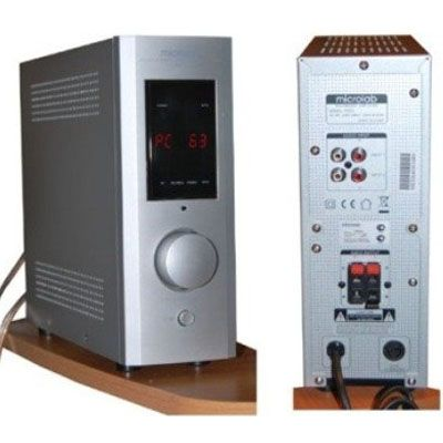 Колонки Microlab Pro 1 Wood