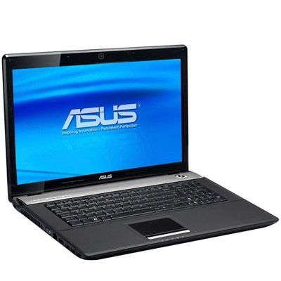 Ноутбук ASUS N71JV i5-450M Windows 7