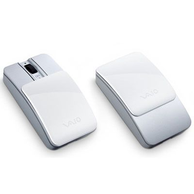 Мышь Bluetooth Sony VAIO лазерная VGP-BMS15/W