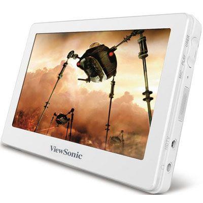 "Медиаплеер ViewSonic Personal Media Player 4.3"" VPD400-708P"