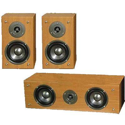 Колонки Pure Acoustics EX750 S&C Cherry