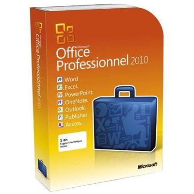 Программное обеспечение Microsoft Office Pro 2010 32-bit/x64 Russian DVD 269-14689