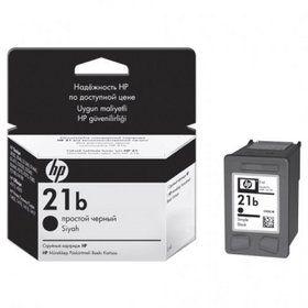 Картридж HP 21b Black/Черный (C9351BE)