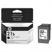 HP 21b Simple Black Inkjet Print Cartridge C9351BE