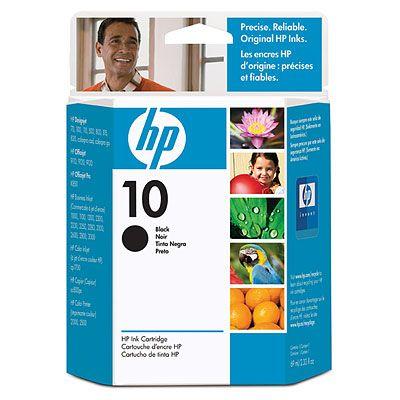 ��������� �������� HP �������� 10 Black Ink Cartridge for dj C4844A