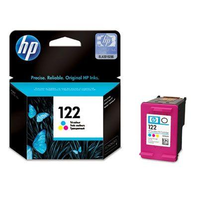 Картридж HP 122 Tri-color/Трехцветный (CH562HE)