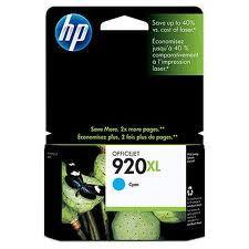Картридж HP 920XL Cyan/Голубой (CD972AE)