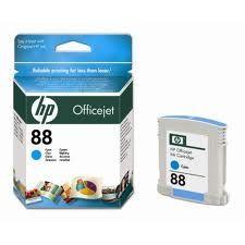 Картридж HP Cyan/Голубой (C9386AE)