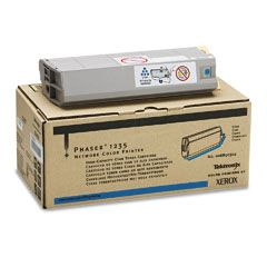 Расходный материал Xerox Тонер-картридж голубой 10К 006R90304