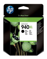 HP 940XL Black Officejet Ink Cartridge C4906AE
