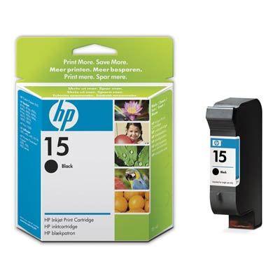 �������� HP 15 Large Black/������ (C6615DE)