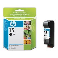HP 15 Large Black Inkjet Print Cartridge C6615DE
