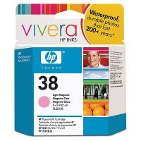 HP 38 Light Magenta Ink Cartridge C9419A