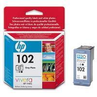 Расходный материал HP 102 Large Grey Photo Inkjet Print Cartridge C9360AE