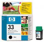 Расходный материал HP 33 Black Inkjet Print Cartridge 51633ME