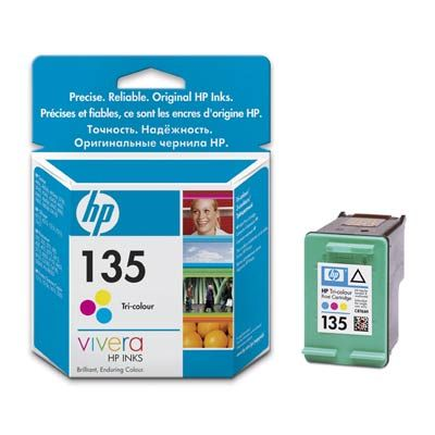 ��������� �������� HP 135 Tri-colour Inkjet Print Cartridge C8766HE