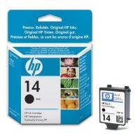 Расходный материал HP 14 Black Ink Cartridge C5011DE