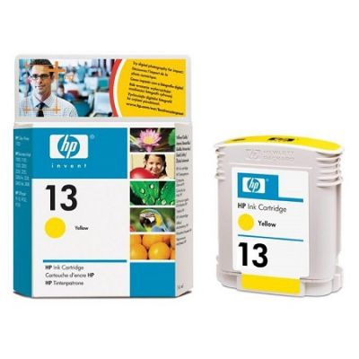 ��������� �������� HP 13 Yellow Ink Cartridge C4817AE